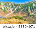 秋の室堂 絶景 紅葉 【富山県】 58504971
