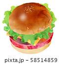 ハンバーガー7 58514859