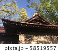 多摩川浅間神社の神楽殿 58519557