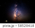 【星景】野島崎灯台 ベンチ 58520418