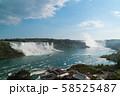 ナイアガラの滝 58525487