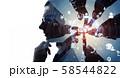 チームワーク 58544822