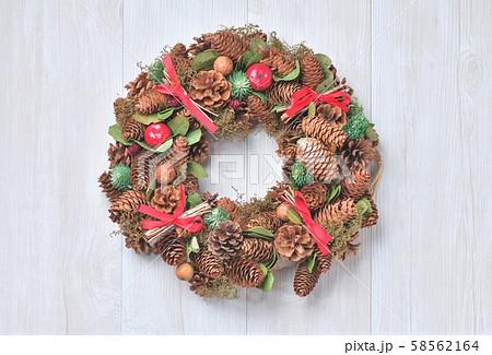 クリスマスリース。 58562164
