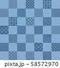 背景-和-和風-和柄-和紙-パターン-市松模様 58572970