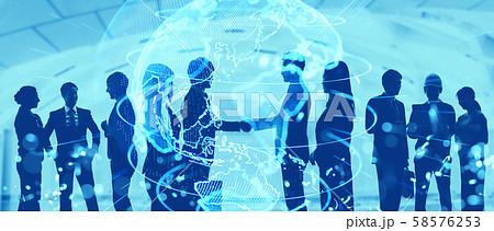 グローバルビジネス 58576253