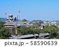 熊本城 復旧工事 58590639