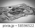 外貨 マネー お金 58596522