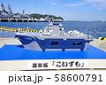チビ護衛艦 こいずも 一般公開 / 令和元年観艦式フリートウィーク ( 神奈川県 横須賀市 ) 58600791