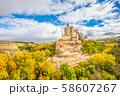 セゴビアのアルカサル(スペイン) 58607267
