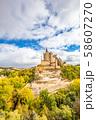 セゴビアのアルカサル(スペイン) 58607270