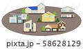 災害 住宅 水害 58628129