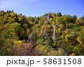 札幌国際スキー場 紅葉ゴンドラからの眺め 58631508