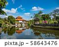 バリ島 世界遺産 タマンアユン寺院 58643476