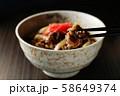 牛丼 58649374