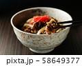 牛丼 58649377