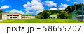 唐津市立厳木小学校天川分校閉校 歴史的記録 パノラマ 【佐賀県唐津市 】 58655207