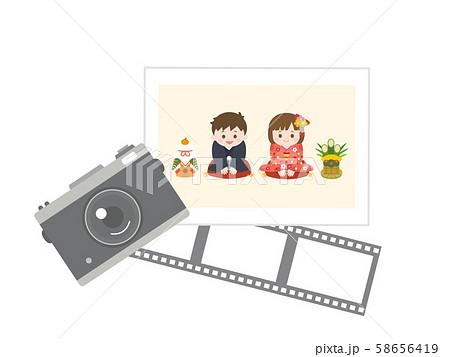 正月 カメラと写真1 58656419