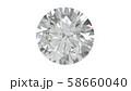 ダイヤモンド バックグランド白系 CG 58660040