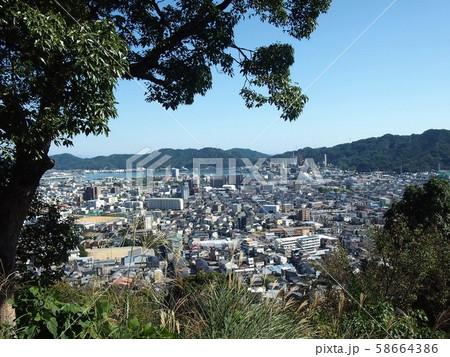 筆山公園からの風景 58664386