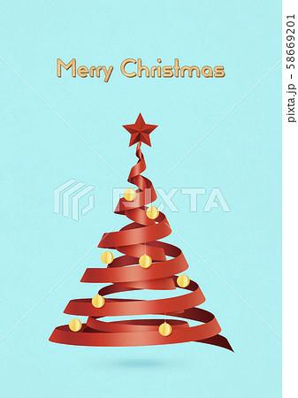 クリスマスツリー Xmas  58669201