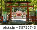三の鳥居 大原野神社 参道 58720743