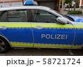 パトカー(ドイツ) 58721724
