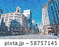 【東京都】銀座 58757145