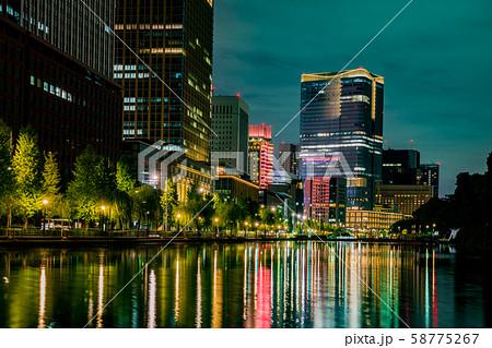 【東京都】都市風景 58775267
