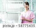 病院 医療 看護師 ナース 58775435