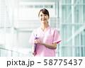 病院 医療 看護師 ナース 58775437