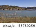 シューパロ湖 58789259