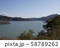 シューパロ湖 58789262