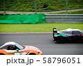 モータースポーツレースイメージ 耐久レース 58796051
