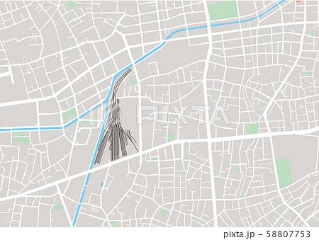 中野富士見町駅 58807753