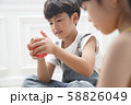 キッズ 教育 クリエイティブ 58826049