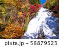 《栃木県》秋の奥日光・湯滝 58879523
