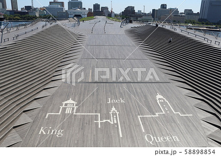 大さん橋 58898854