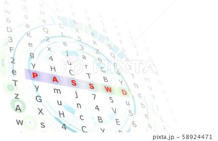 グラフィックデザイン 58924471