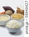 糖質制限ロカボダイエットをするための食べてはいけない食材 58940427