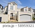 個性的な住宅 58959321