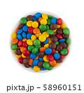 candies on white 58960151