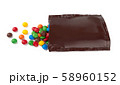candies on white 58960152