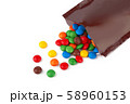 candies on white 58960153