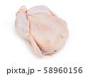 Raw fresh chicken 58960156