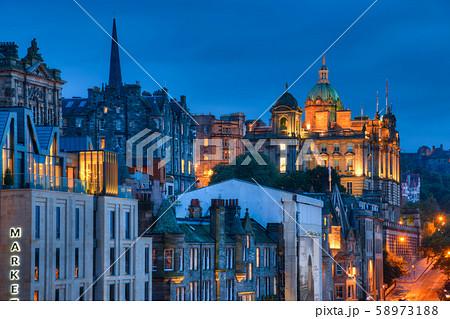 Edinburgh, Scotland 58973188