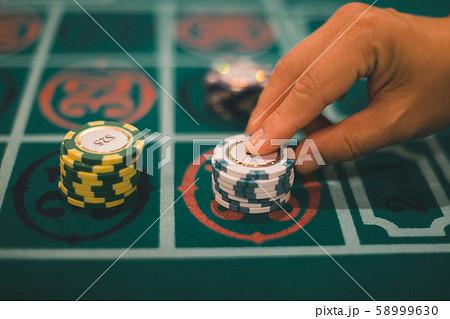 カジノ ルーレット 58999630