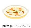 鶏肉のグラタン 59015069