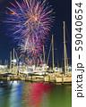 ニュージーランド ウェリントン ウォーター・フロント 春節の花火 59040654