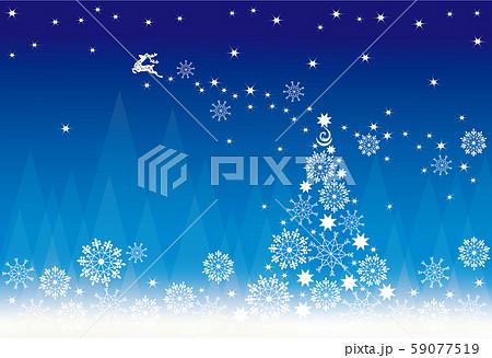 クリスマスの静かな夜 59077519