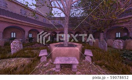 庭園 59078652